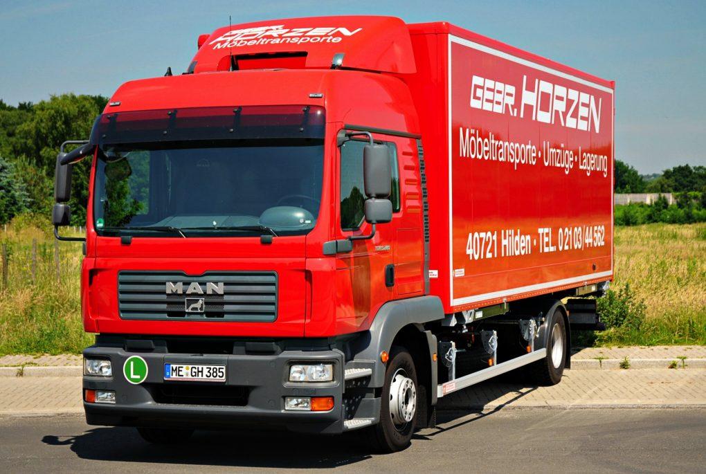 Möbeltransporte Umzüge Lagerung